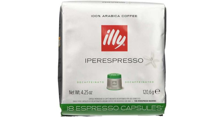 Capsule illy Caffè Iperespresso