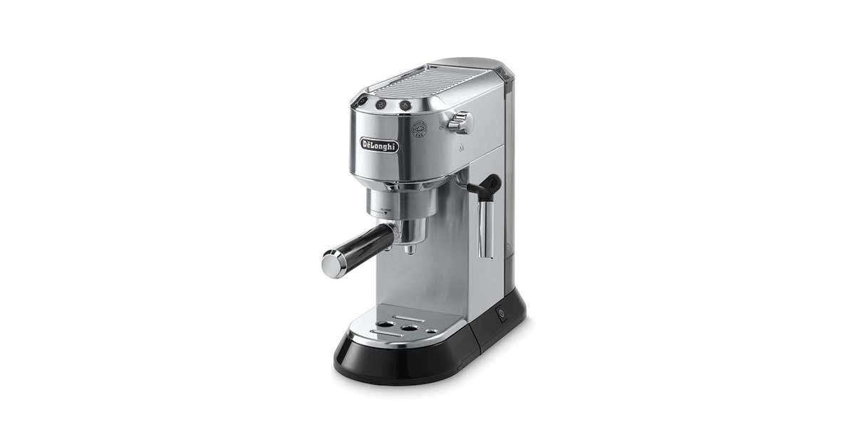 Read more about the article Macchina Caffè con cialde di carta De Longhi EC680