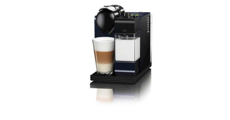 Macchina da caffè Nespresso Lattissima Touch EN520.BL
