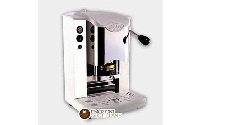 Macchina da caffè a cialde di carta Faber Slot Inox