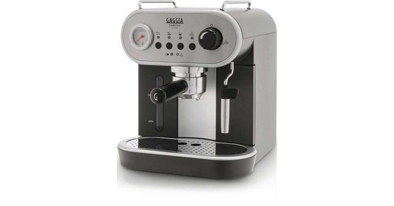 Macchina da caffè automatica Gaggia RI8525 01 Carezza Deluxe