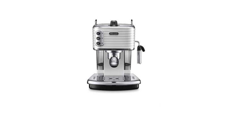 Macchina da caffè in polvere De'Longhi Scultura ECZ 351