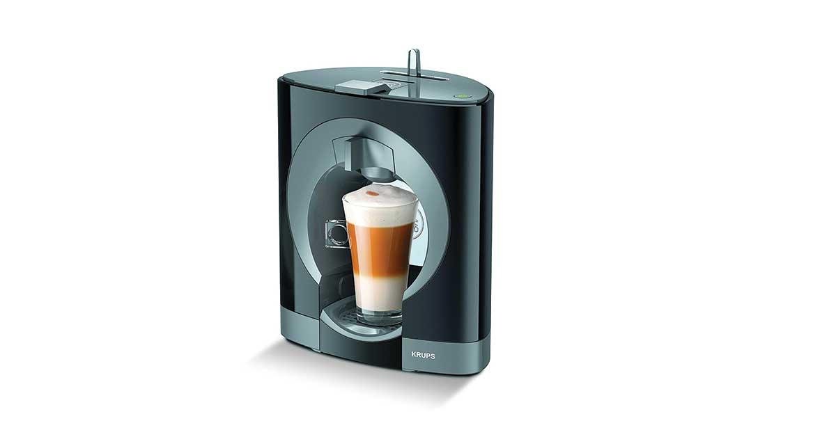Read more about the article Macchina per Caffè Espresso NESCAFÉ DOLCE GUSTO Oblo