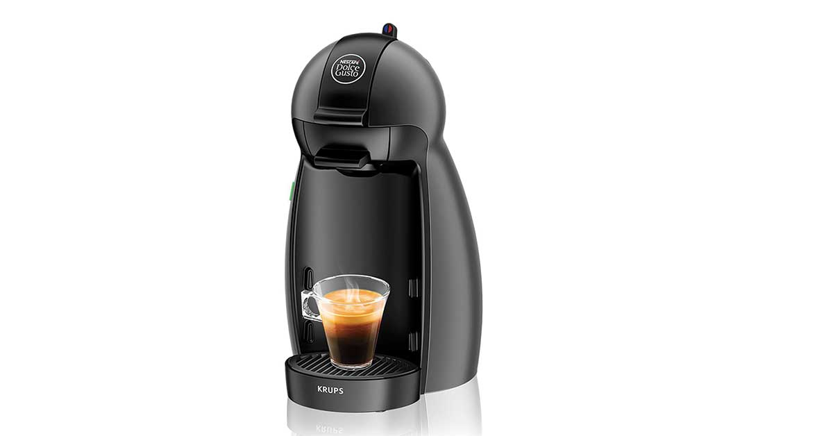 Read more about the article Macchina per Caffè Espresso Nescafé Dolce Gusto Piccolo