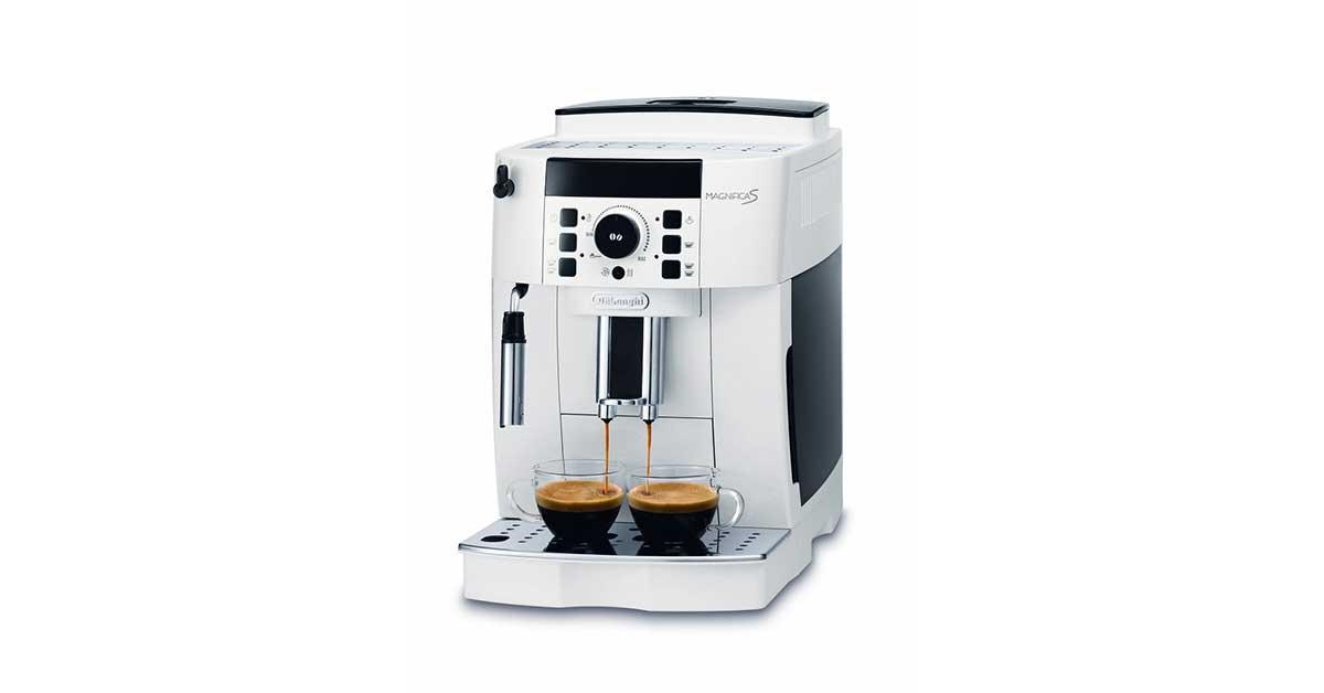 Macchina per caffè espresso superautomatica ECAM21 Magnifica S De'Longhi