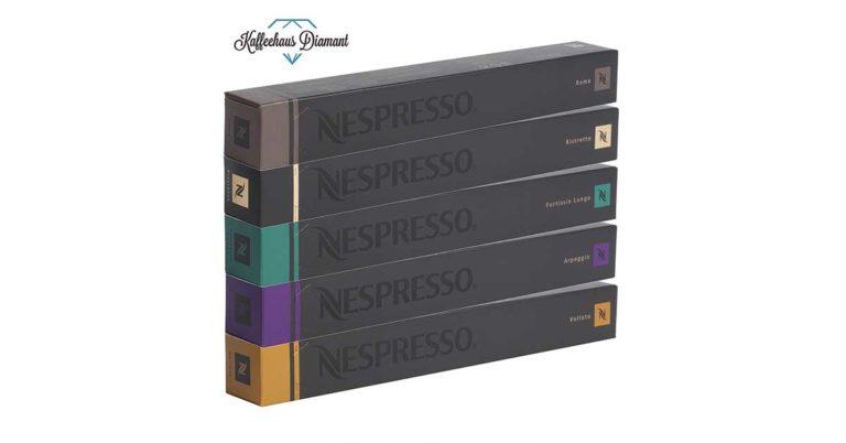 NESPRESSO Capsule Originali Caffe Assortimento, 50 Capsule
