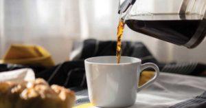 Come funziona la macchina da caffè americano