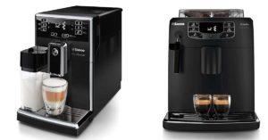 Confronto tra macchine da caffè automatiche Saeco