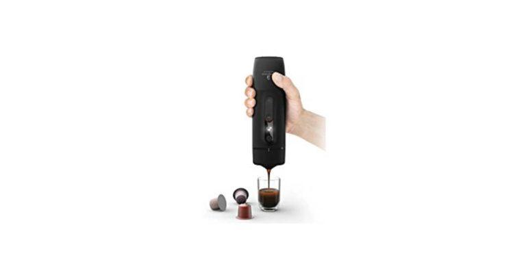 Macchina da caffè portatile a capsule Handpresso
