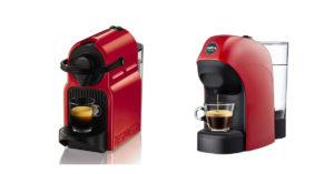 Differenze tra macchina da caffè Lavazza a modo mio e Nespresso