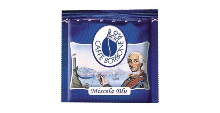Cialde di carta caffè Borbone miscela Blu