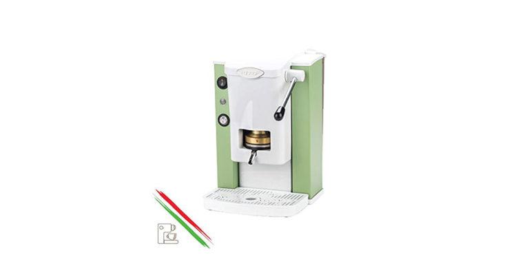 Macchina Da Caffè Faber Italia Modello Mini Slot (VERDE ACIDO) Macchina Da Caffè Faber Italia Modello Mini Slot