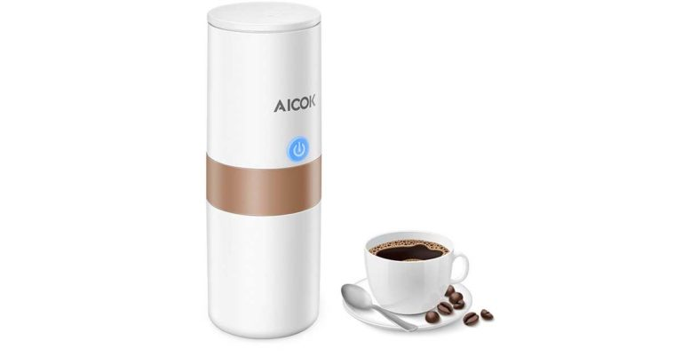 Macchina Caffè Portatile Aicok