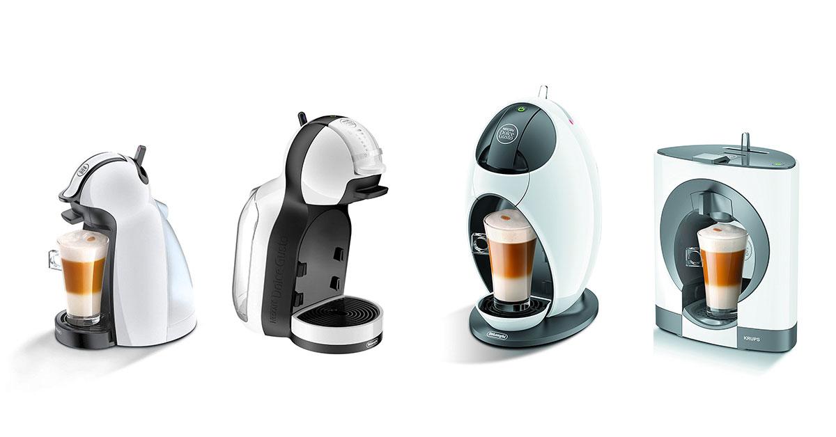 Comparazione macchine da caffè De'Longhi