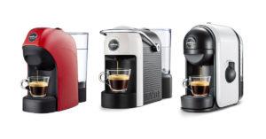 Comparazione macchine da caffè Lavazza