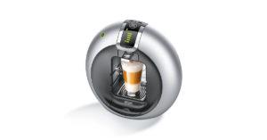 De'Longhi EDG606.S Circolo Macchina per Caffè Espresso