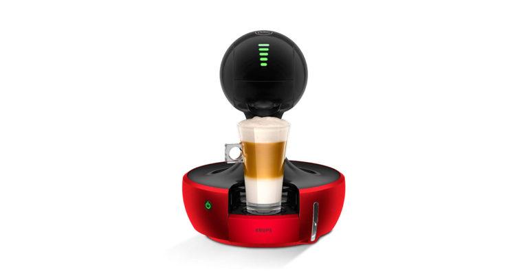 Krups KP3505 Macchina da caffè a capsule – NESCAFÉ Dolce Gusto