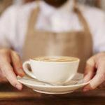 Macchina da caffè con cappuccinatore
