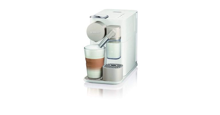 Nespresso Lattissima One EN500.W Macchina per Caffè Espresso