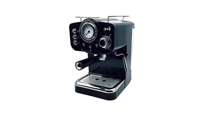ARIELLI KM-501 Macchina Caffè Espresso Macinato/Cialde
