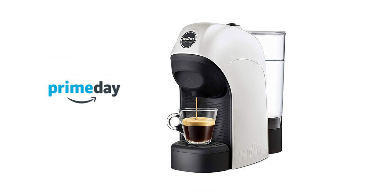 Macchina da caffè Nespresso amazon prime day