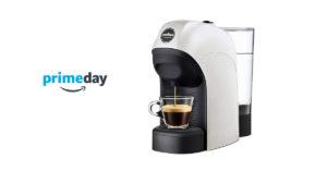 Macchina da caffè Lavazza amazon prime day