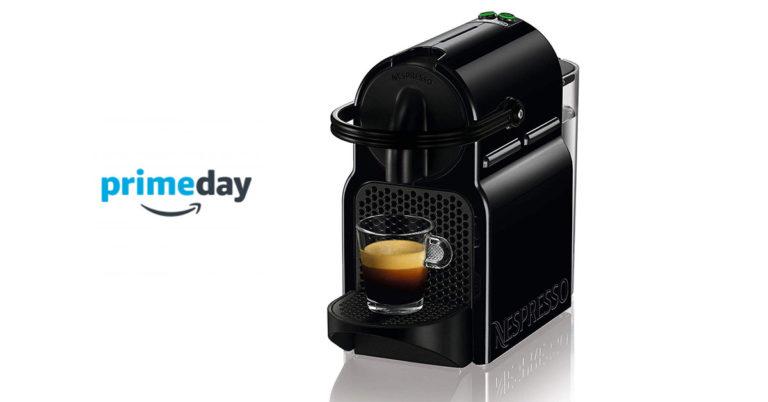 Macchina da caffè amazon prime day