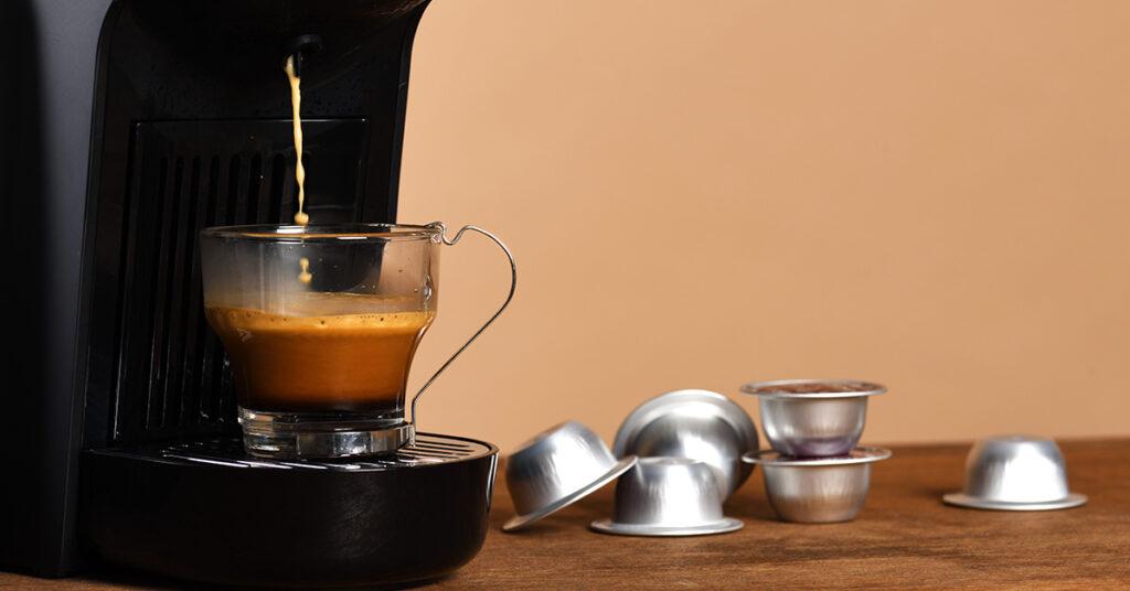 Macchina da caffè capsule